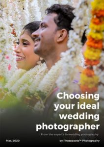 Ideal wedding photographer PDF from PhotoPoets